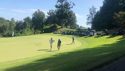 A little Member-Guest sunday shoot out  golf at Chatmoss country club