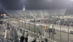 Welcome to Martinsville racing