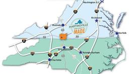 Close proximity to a metropolitan area, and airport is a major asset to the Martinsville area!