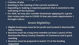 Working to vitalize our area CPEG and the Chamber are partnering with local ...